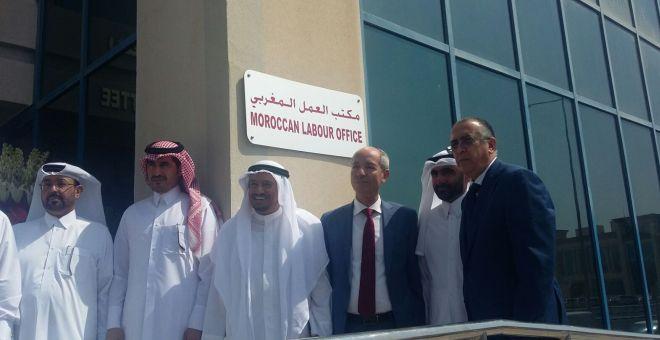 للشباب المغربي.. فرص عمل في قطر!!