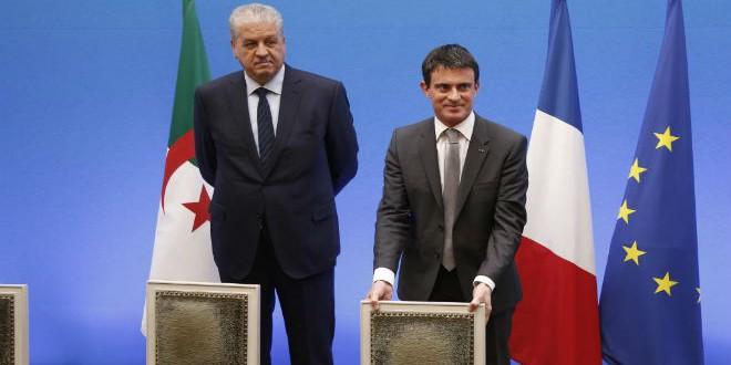 تفتيش قرين من شأنه أن يؤثر على العلاقات بين فرنسا والجزائر