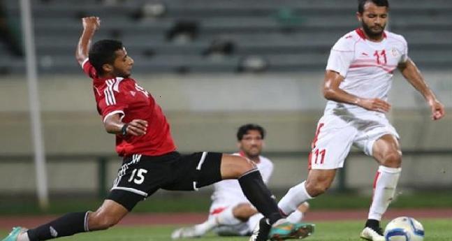 منتخب تونس يفوز بصعوبة على المنتخب الليبي