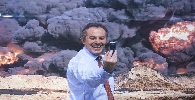روبرت فيسك يهاجم توني بلير بعد تعليقاته على غزو العراق