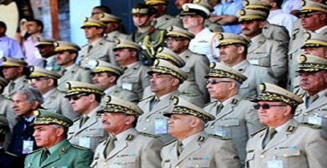 بعد موجة الإقالات..جنرالات الجزائر أمام المنع من السفر