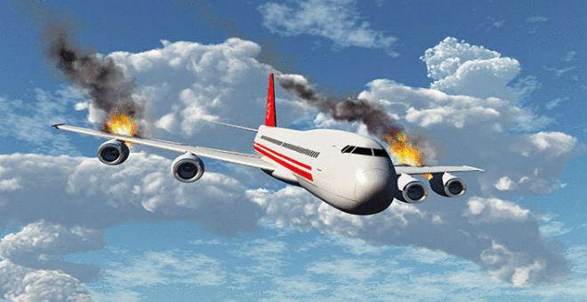 9 نصائح لتنجو بنفسك من حادث طائرة
