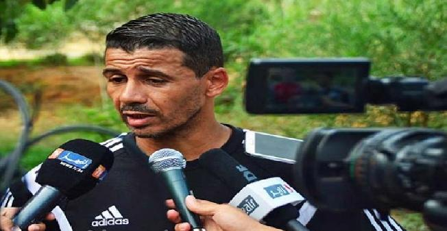 حمدي ميلود : إتحاد الجزائر يسعى لدخول التاريخ أمام مازيمبي