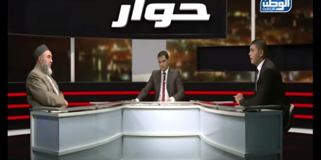 حوار قناة الوطن مع مدني مزراق