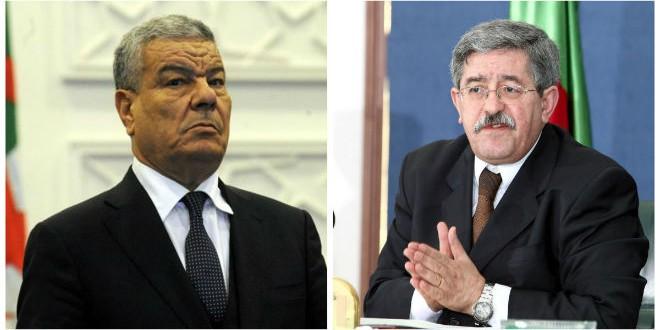 خلافات بين أويحيى وسعداني حول التحالف الرئاسي