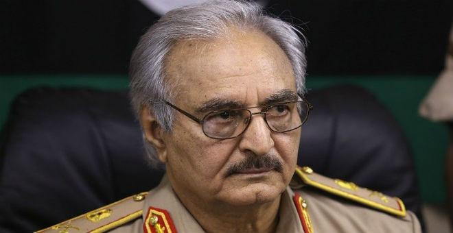 المؤتمر الوطني العام يطالب بمحاكمة خليفة حفتر
