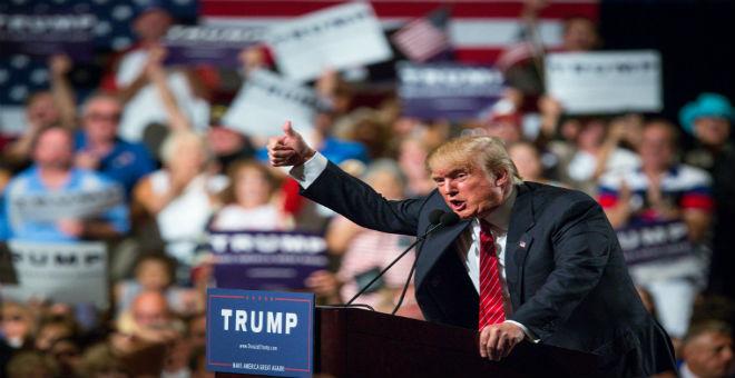دونالد ترامب: الولايات المتحدة دمرت الشرق الأوسط