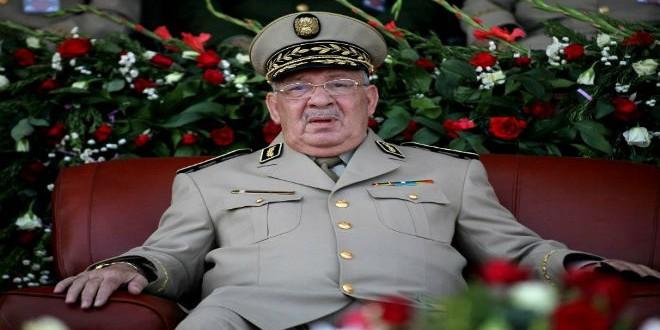 رئاسة أركان الجيش الجزائري