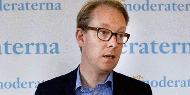 رئيس البرلمان السويدي