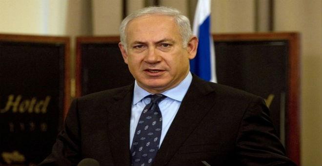 نتانياهو يتهم الفلسطينيين بالوقوف وراء