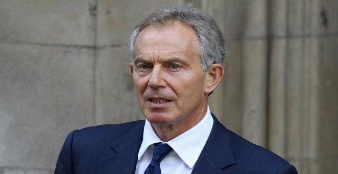 بلير يقر بأن غزو العراق ساهم في بروز