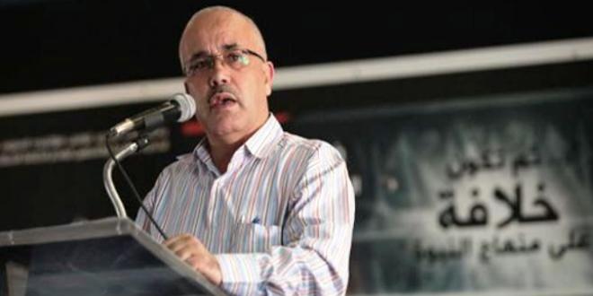 """الناطق الرسمي باسم """"حزب التحرير"""" رضا بلحاج"""