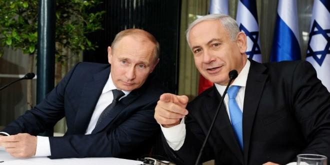 روسيا إسرائيل