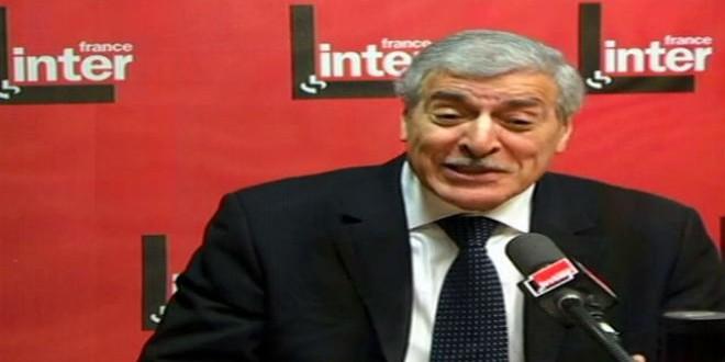 زعيم حركة المطالبة بالحكم الذاتي في منطقة القبائل فرحات مهني