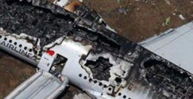 أسباب  سقوط الطائرات المدنية