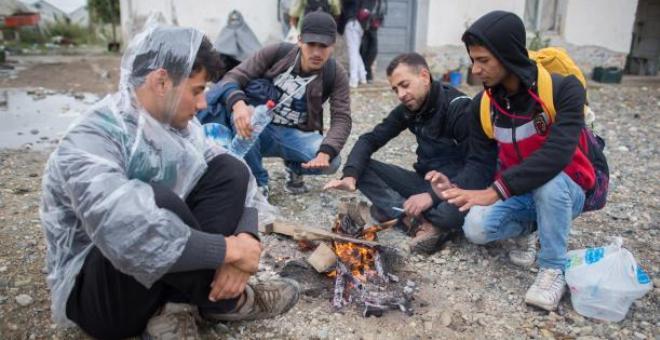 اللاجئون السوريون... الطريق إلى اليونان