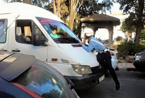 """هذا ما قرره القضاء في حق السائق الذي دهس """"شرطي طنجة""""!"""