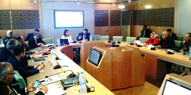 الوزيرة شرفات أفيلال تتحدث أمام لجنة البنيات الأساسية بمجلس النواب