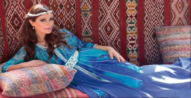 ملكة جمال الإنسانية صفاء الطواش تشارك في برنامج