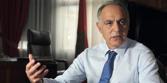 صلاح الدين مزوار وزير خارجية المغرب