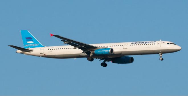 تحطم طائرة روسية في سيناء على متنها 224 راكبا