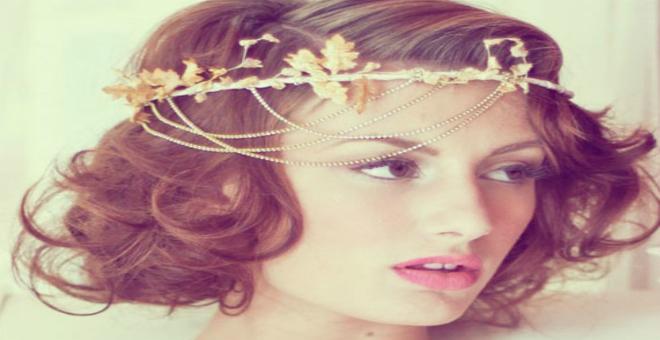 بالصور: 4 أفكار لاعتماد الشعر القصير في زفافك