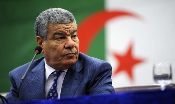 سعداني للمعارضة الجزائرية: كل من يتجاوز سنقابله بالتجاوز