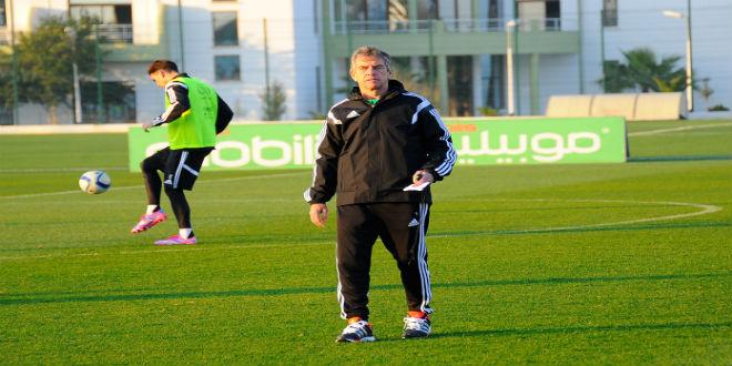 غوركوف يختار 23 لاعبا قبل مواجهة تنزانيا