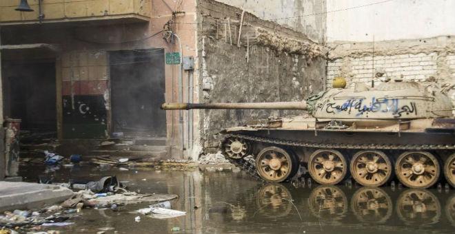 مع تعثر الحوار السياسي..ليبيا تبدو عاجزة عن تجاوز انقساماتها