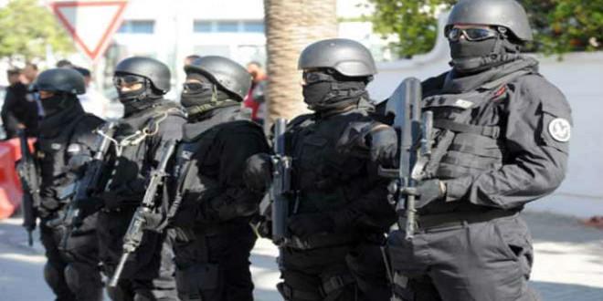 قوة مكافحة الإرهاب في تونس