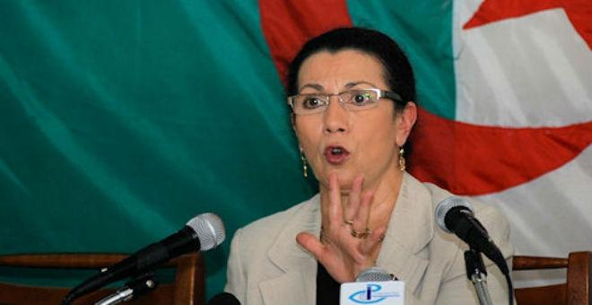 حنون ترفض الانخراط في التحالف الحزبي لدعم بوتفليقة