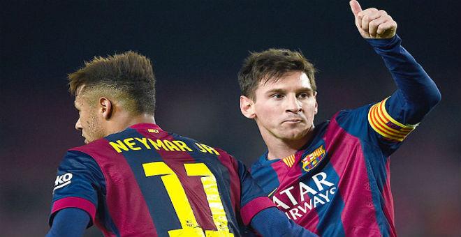 برشلونة يتقدم بعرض مغري لنجمه ميسي