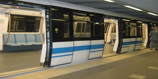 مترو الجزائر العاصمة