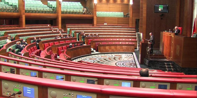 مجلس المستشارين يصادق بالأغلبية على قانون الصحفي المهني