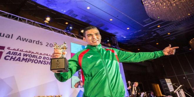 من هو البطل الملاكم محمد ربيعي ؟