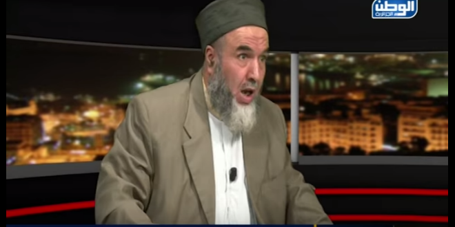 """مدني مزراق على شاشة قناة """"الوطن"""" الجزائرية"""