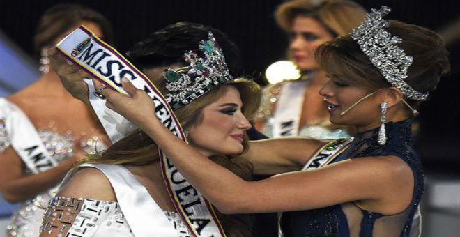 بالصور: سورية تتوج ملكة جمال فنزويلا
