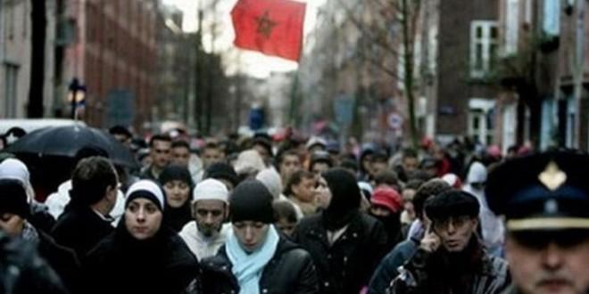 مهاجرون مغاربة في الخارج
