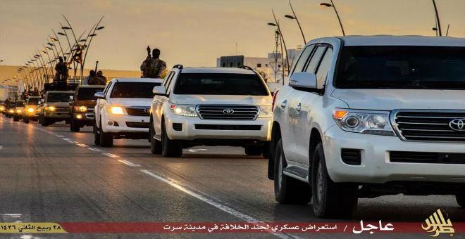 ليبيا..هل اقترب موعد تحرير سرت من قبضة