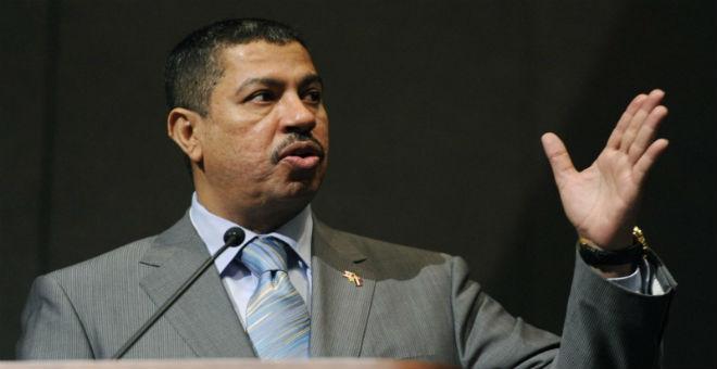 اليمن: نائب الرئيس هادي يزور باب المندب وميون
