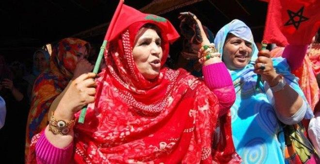 المجتمع المدني المغربي ينظم وقفة احتجاجية أمام سفارة السويد بالرباط