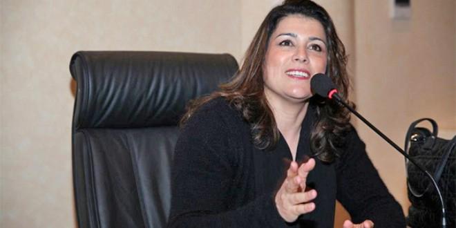 الممثلة المغربية نورا الصقلي