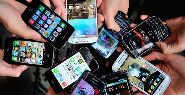هواتف محمولة