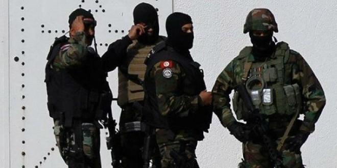 فرقة مكافحة الإرهاب في تونس