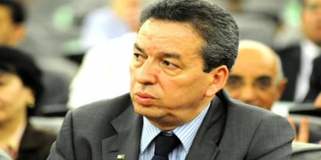 وزير التجارة الجزائري السابق عمارة بن يونس