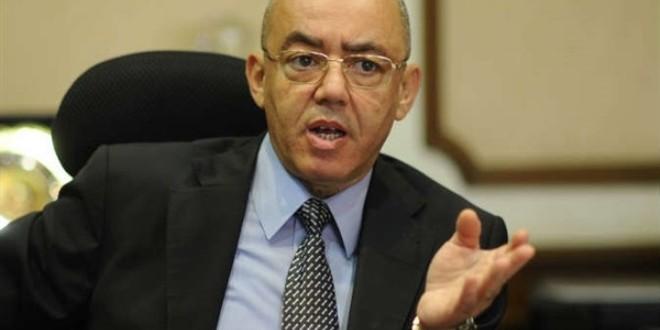 وزير الطيران المصري
