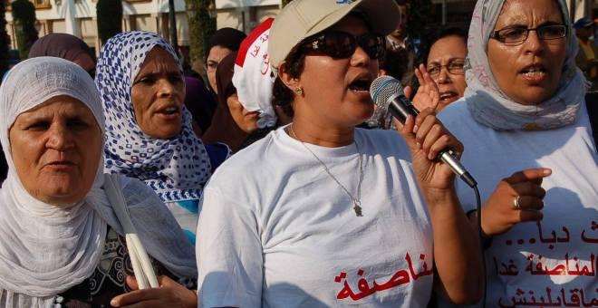 جمعية نسوية مغربية:اختزال تقرير