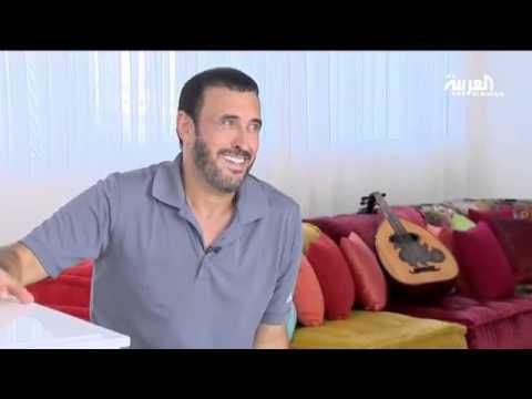 شاهد منزل كاظم الساهر بالمغرب