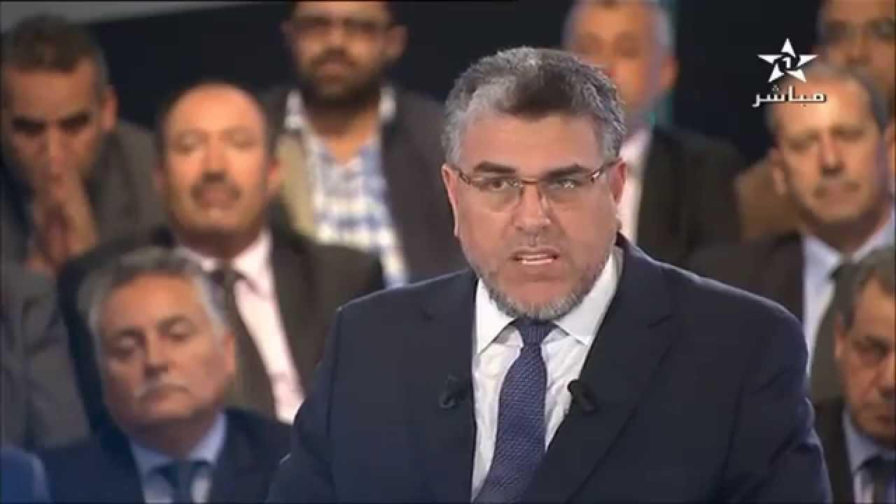 ضيف الأولى ــ مصطفى الرميد وزير العدل والحريات
