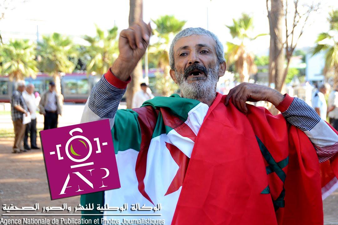 مواطن جزائري يوكد أن الصحراء مغربية